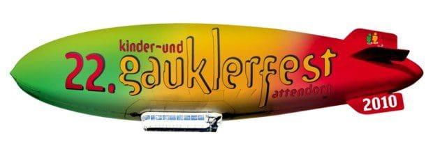 Gauklerfest Logo 2010