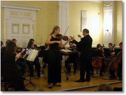 KOnzert Kammerorchester Attendorn