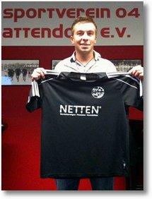 Neuer SV04 Spieler: Julian Opitz