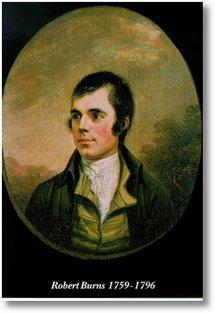 Robert Burns Schottland