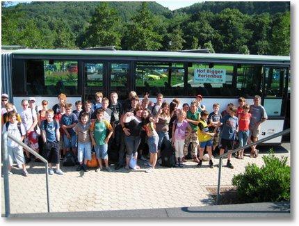 Hof Biggen Ferienbus - Spaßbad Aqua Magis Plettenberg