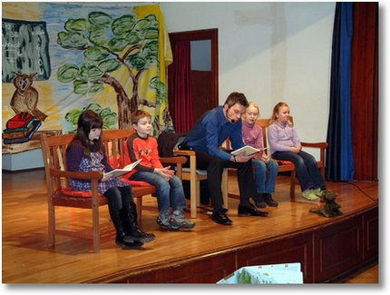 Lesewoche Sonnenschule Attendorn