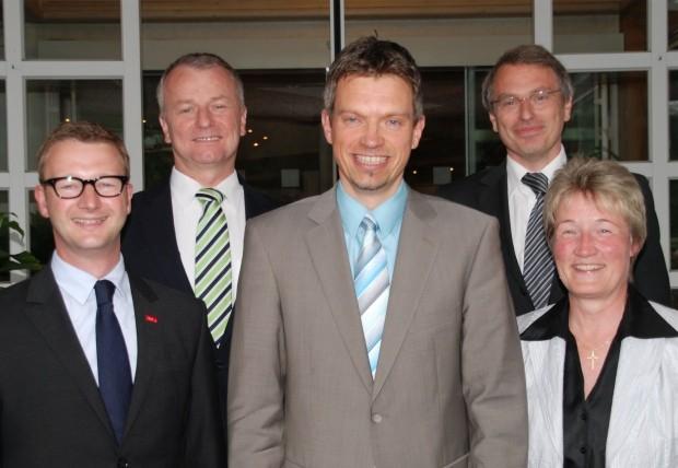 Vorstand Sparkasse Attendorn Lennestadt Kirchhundem 2010