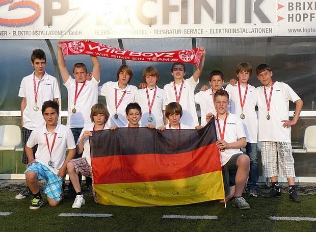 Wildboyz SV04 Attendorn - Cordial Cup 2010
