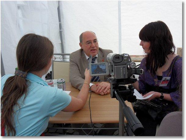 gysi interview - st. ursula schule Attendorn