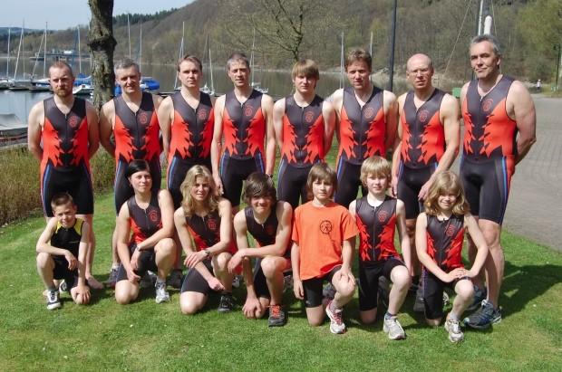 TW Attendorn Triathleten - 2010 Harsewinkel
