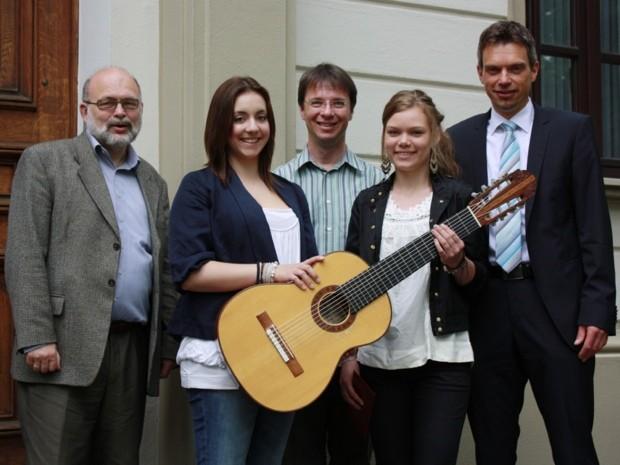 Jugend Musiziert - Attendorner Musikschule erfolgreich in Lübeck
