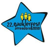 Attendorner Gauklerfest 2010 Pin