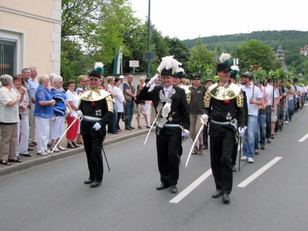 Attendorns Scheibenkönig 2010 - Markus Harnischmacher