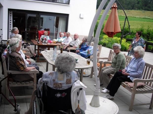 Schuetzenfest 2010 - Haus Mutter Anna Attendorn