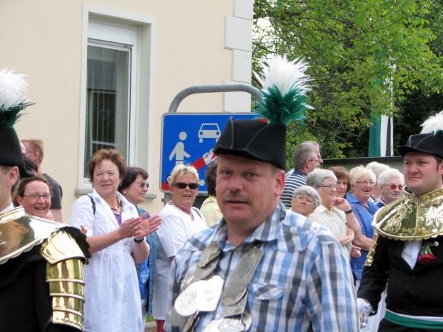 Attendorns neuer Schützenkönig 2010 - Gudio Höffer