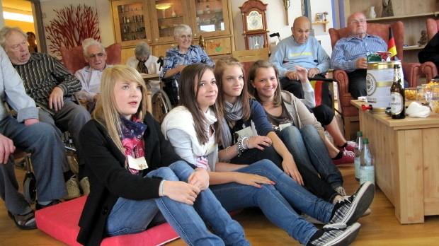 WM 2010 im Haus Haus Mutter Anna Attendorn