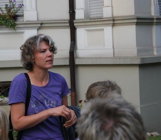 Sandra Schulte-Braun - Ökologische Dorfführung