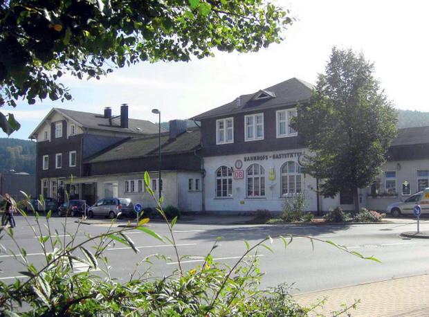 Alter Bahnhof - Attendorn