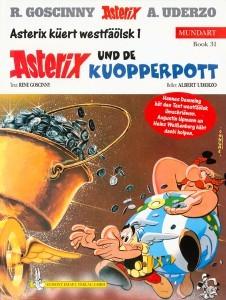 Asterix Mundart Band 31 - Asterix und de Kuopperpott