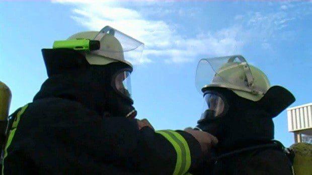 Jahresabschlussübung der Feuerwehr Attendorn 2010