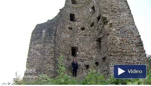Lieblingsorte: Ruine Waldenburg Biggesee