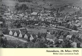 Bilder einer zerstörten Stadt - Heimatverein Attendorn