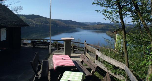 SGV-Hütte Attendorn - Biggeseeblick