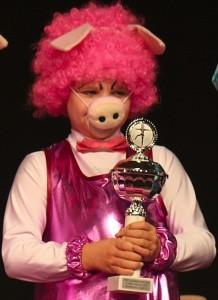Schweinchen im Weltall - Mini-Biggesterne