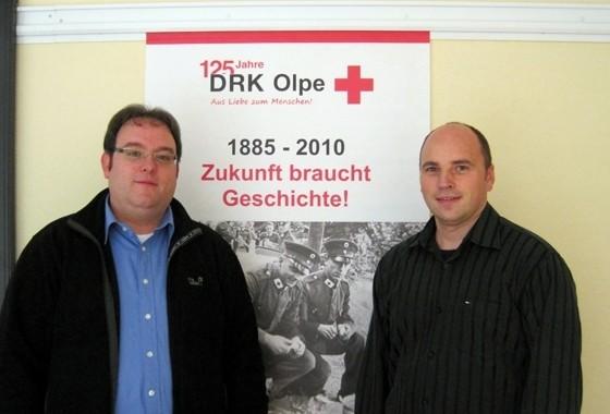 Rotkreuz-Kreisleiter Springob Attendorn