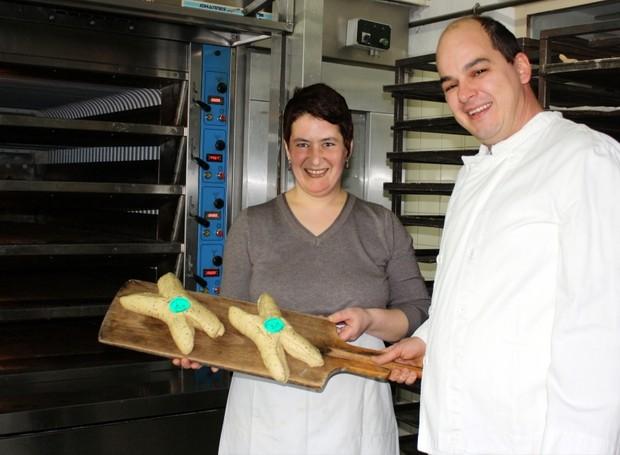 Attendorn kocht - Ostersemmel