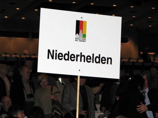 Golddorf Niederhelden - Preisverleihung Berlin 2011