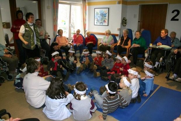 Kindergarten Pusteblume - St. Liborius Attendorn