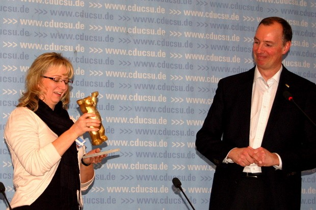 Golddorf Niederhelden in Berlin 2011