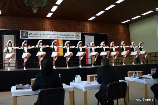 Turnier Hamm Regimentstöchter Attendorn 2011