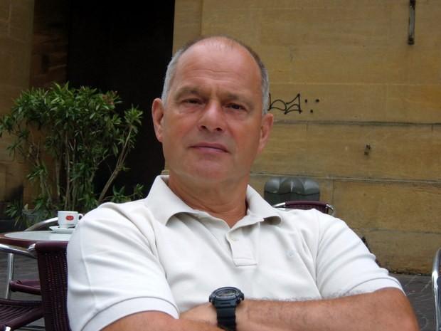 Kursleiter Wolfgang Selter