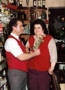 1986 - Familie Trause eröffnet Pizzeria Europa Attendorn