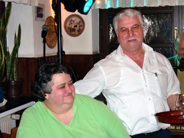 Ehepaar Trause - Pizzeria Europa Attendorn