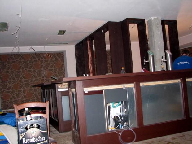 Diebels Fasskeller Attendorn - Sanierung 2011