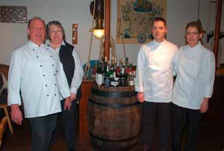 Restaurant Team Hanse-Kogge Attendorn