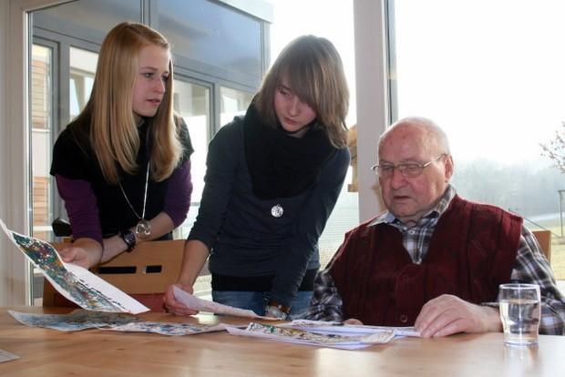 St. Ursula Gymnasium  und Caritas Attendorn - Schulprojekt