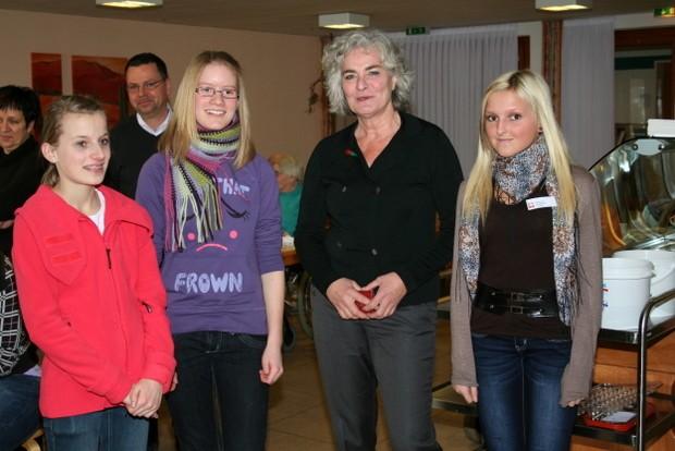 Diakonisches Projekt St. Ursula Gymnasium Attendorn