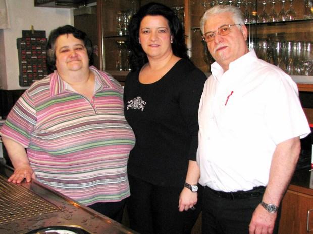 Familie Traute - Pizzeria Europa Attendorn