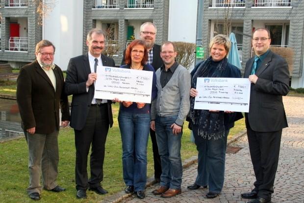 Camino Hospitzdienst erhält Spende vom Lionsclub Attendorn 2011