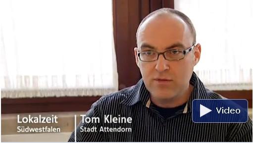 Tom Kleine - Stadtverwaltung Attendorn