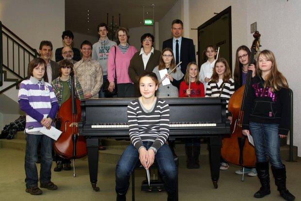 jugend musiziert 2011 - Stadt Attendorn