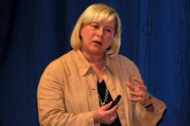 Kreispoizeibehörde Olpe - Hauptkommissarin Barbara Eßing-Sieler