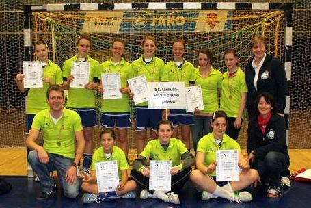 Handball St. Ursula Attendorn 2011