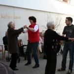 Tanzcafe in Haus Mutter Anna Attendorn