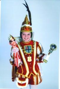 Nicolas I. (Kemmerich) (Quelle: Karnevalsgesellschaft Attendorn)