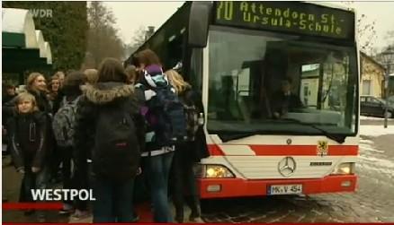 Schulkrieg Sauerland - Attendorn Finnentrop