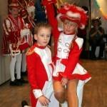 Tanzpaar Ennest - Karneval 2011 in Haus Mutter Anna Attendorn