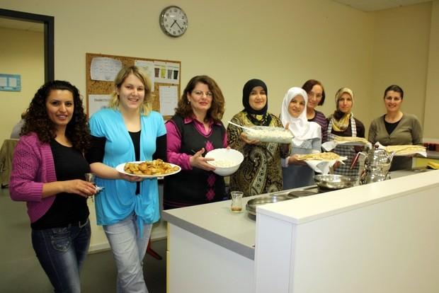 Kochen beim türkischen Elternverein Attendorn