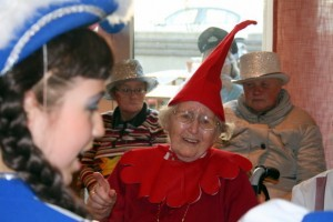 Karneval 2011 in Haus Mutter Anna Attendorn