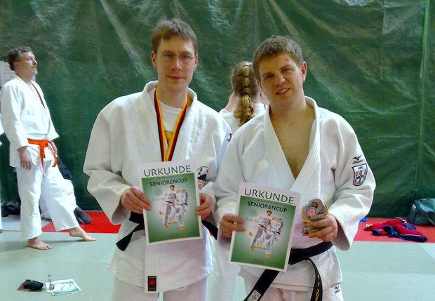 2011 manuel und joerg - TV Attendorn Judo